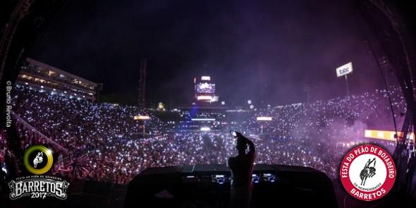 Show Palco Estádio