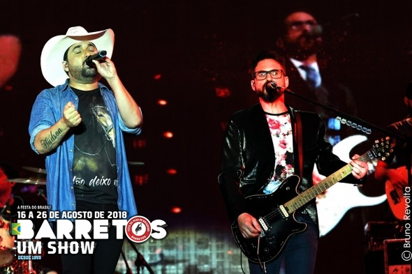 Shows do Palco Estádio e Amanhacer
